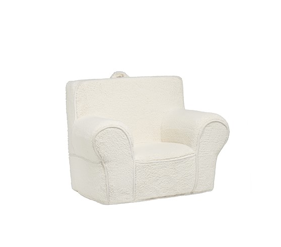 My first anywhere chair replacement slipcover pottery for Anywhere chair