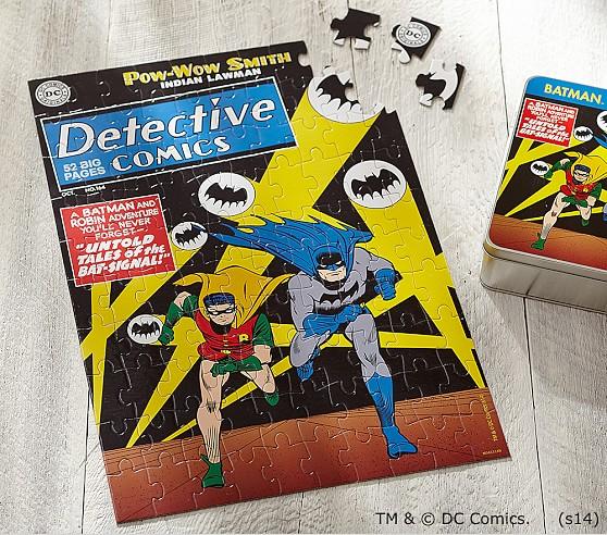 Batman Puzzle Pottery Barn Kids