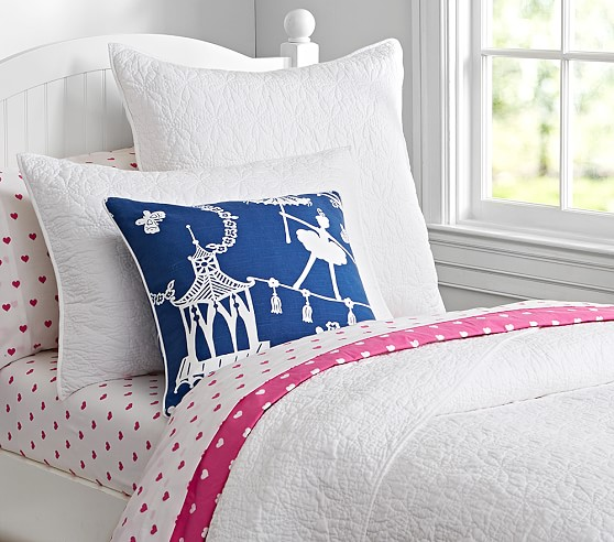 Leslie Quilted Bedding