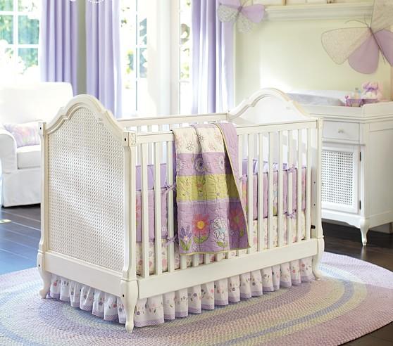 Daisy Garden Nursery Bedding Set