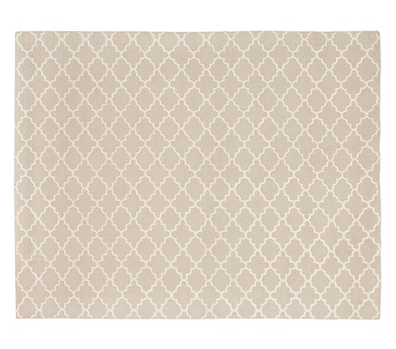 Addison Rug 3x5' Khaki