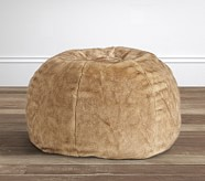Fox Faux Fur Anywhere Beanbag®