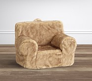 Fox Faux Fur Anywhere Chair®