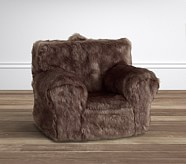Sunbear Faux Fur Anywhere Chair®