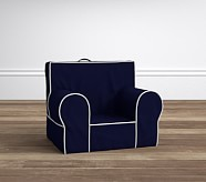 Navy Harper My First Anywhere Chair®