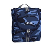 Toiletry Bag, Mackenzie Blue Skateboard Camo