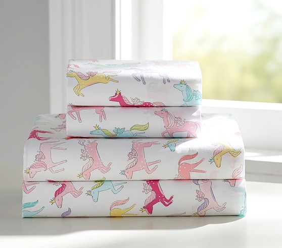 Organic Pegasus Sheet Set