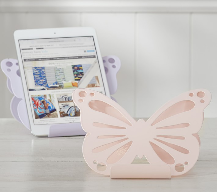Butterfly tablet stand