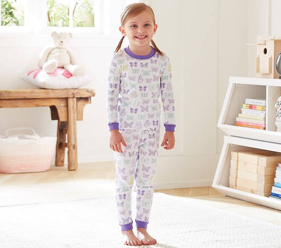 Organic Butterfly Pajama