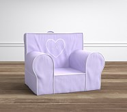 Lavender Pearl Dot Anywhere Chair®
