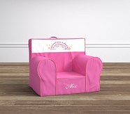 Pink Rainbow My First Anywhere Chair®