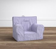 Lavender Gingham My First Anywhere Chair®