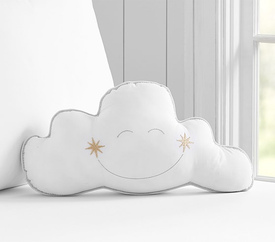 Decorative Pillows At Pottery Barn : Cloud Decorative Pillow Pottery Barn Kids