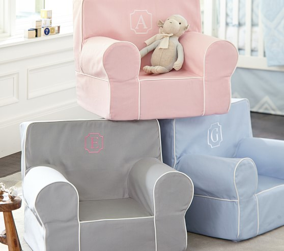 Pottery Barn Personalized Chair: My First Anywhere Chair® Collection