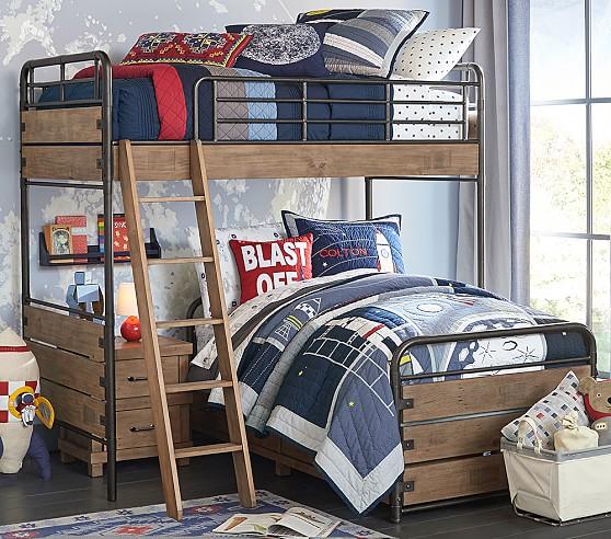 Owen bedroom set pottery barn kids - Pottery barn bedroom furniture sets ...