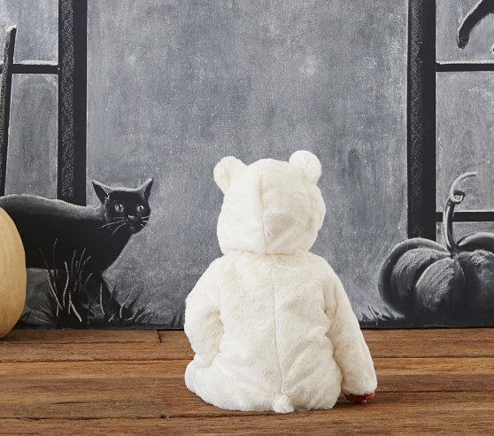 Baby Polar Bear Costume Pottery Barn Kids