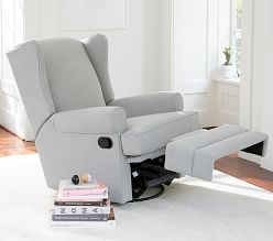 Upholstered Chairs Glider Chairs Amp Nursing Chairs