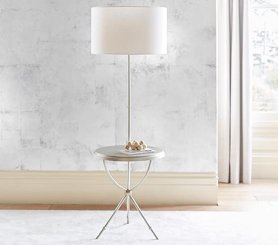 tripod floor lamp pottery barn kids. Black Bedroom Furniture Sets. Home Design Ideas