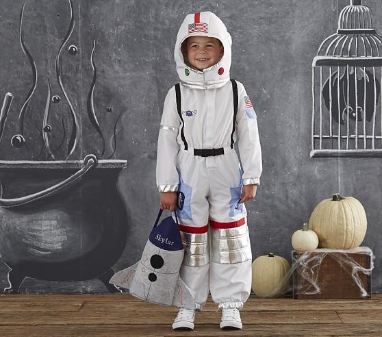 astronaut costume pottery barn kids. Black Bedroom Furniture Sets. Home Design Ideas
