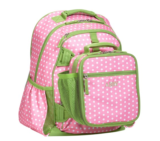 Girl Backpacks And Lunch Boxes | Cg Backpacks
