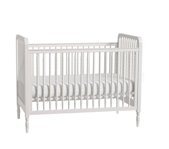 Elsie Spindle Convertible Crib Pottery Barn Kids