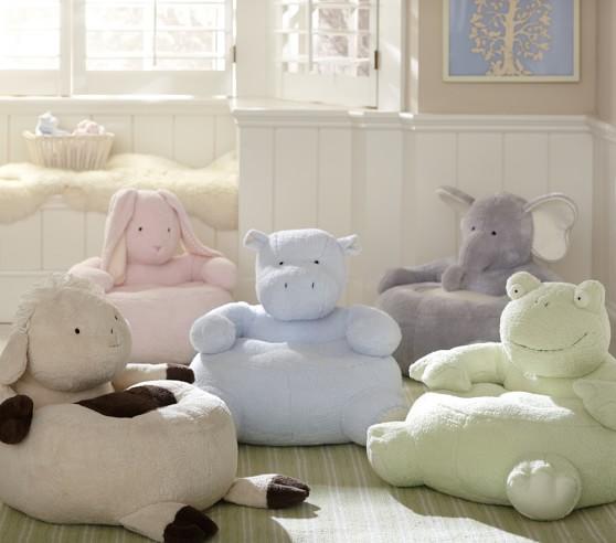 Elephant Critter Chair Pottery Barn Kids