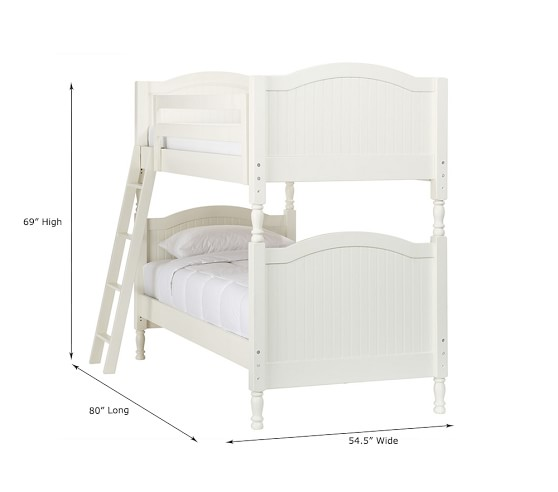 Catalina Twin over Twin Bunk Bed
