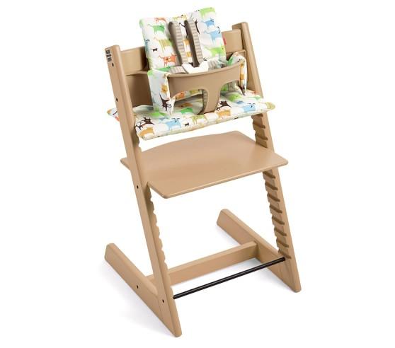 stokke tripp trapp cushion set pottery barn kids. Black Bedroom Furniture Sets. Home Design Ideas