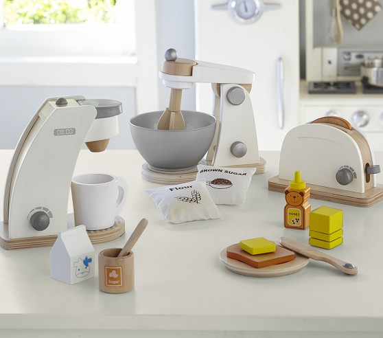 Kitchen Appliance Toy Set