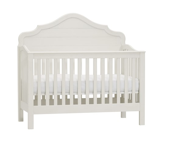 Juliette 4 in 1 full bed conversion kit pottery barn kids - Chambre style americain ...