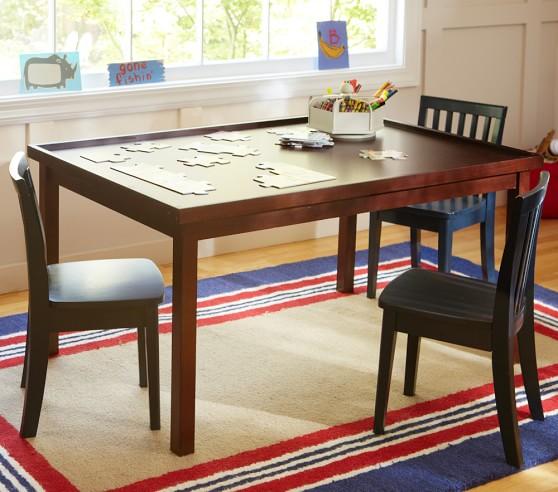 teen room activity table
