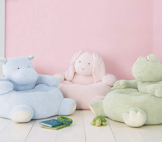 Pastel Critter Chair Collection Pottery Barn Kids