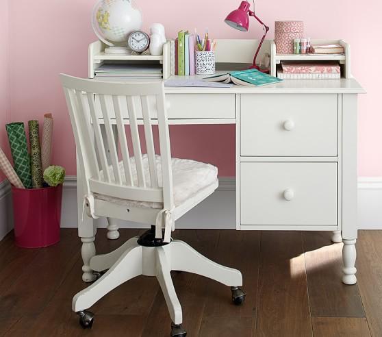 desk chair cushions pottery barn kids. Black Bedroom Furniture Sets. Home Design Ideas