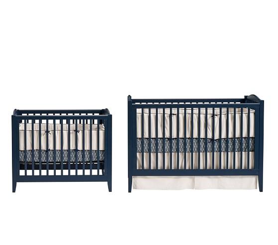 Emerson Mini Crib Amp Mattress Set