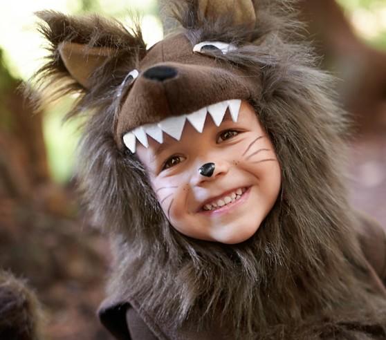 Werewolf Toys For Boys : Werewolf costume pottery barn kids