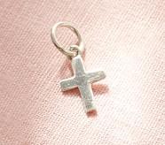 Baroni Cross Necklace, January