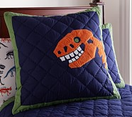 Dylan Quilted Euro Sham