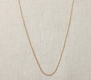 Baroni Gold Necklace