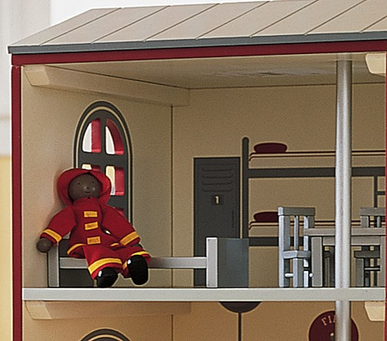 Police & Firehouse Furniture Set
