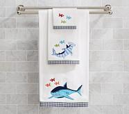 Shark Wash Cloth