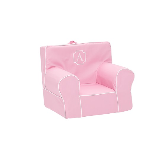 Pink Harper My First Anywhere Chair Slipcover