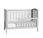 Emerson Toddler Bed Conversion Kit, Soft Gray