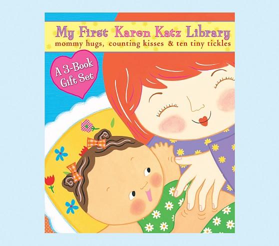My First Karen Katz Library<br> A 3-Book Gift Set