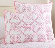 Hannah Standard Quilted Sham