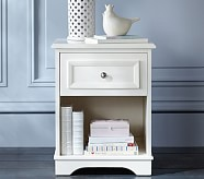 Fillmore Nightstand, Simply White