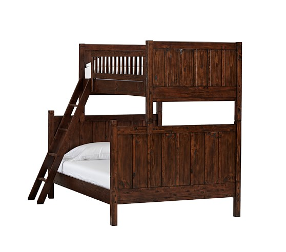 Pottery Barn Camp Twin Over Twin Bunk Bed Review