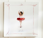 Ballet Positions Canvas, Fifth Position