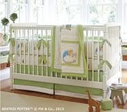 Peter Rabbit™ Nursery Bedding Set