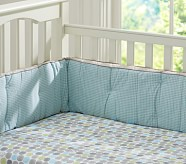 Organic Brooks Crib Fitted Sheet