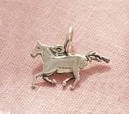 Baroni Horse Necklace, January